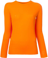 MM6 MAISON MARGIELA pleated back jumper - women - Viscose - S