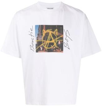 Opening Ceremony x Beastie Boys x Kim Gordon Pauls Boutique oversized T-shirt