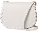 Cynthia Rowley Madison Small Leather Saddle Crossbody