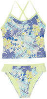 Jantzen Girls' Tropical Dreams Tankini