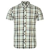 Soviet Large Gingham Shirt
