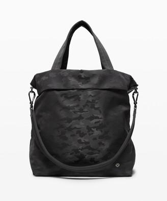 Lululemon On My Level Bag Large 30L *Camo