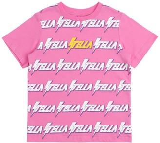Stella Mccartney Kids Lightning Logo T-Shirt (3-14+ Years)