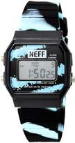 Neff Men's Unisex Flava Watch Ice