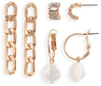 BP Set of 3 Earrings