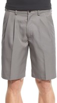 Nordstrom 'Classic' Pleated Performance Shorts
