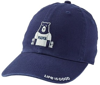 Life is Good Mama Bear Chill Cap (Darkest Blue) Caps