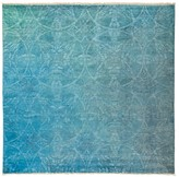 Solo Rugs Vibrance Overdyed Area Rug, 6' x 6'2""