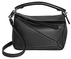 Loewe Women's Mini Puzzle Leather Bag
