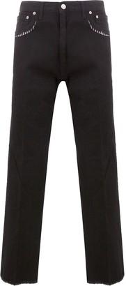 Maison Margiela straight leg jeans