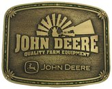 Montana Silversmiths John Deere Windmill Heritage Attitude Belt Buckle