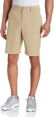 PGA TOUR Men's Core Solid Flat Front Short