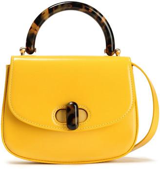 Edie Parker Leather Shoulder Bag