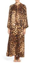Natori Leopard Caftan