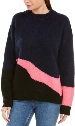 Zadig & Voltaire Tony Mohair & Wool-Blend Sweater