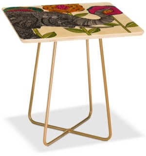 Deny Designs Aaron Square Side Table