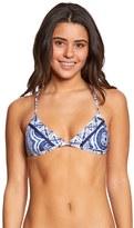 Roxy Swimwear Visual Touch Triangle Bikini Top 8151938