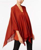 Eileen Fisher Tencel® Asymmetrical Serape
