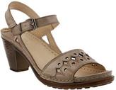 Spring Step Women's Laney Quarter Strap Sandal