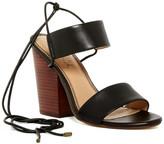 Splendid Kenya Ankle Tie Block Sandal
