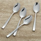 Crate & Barrel Set of 4 Spoons