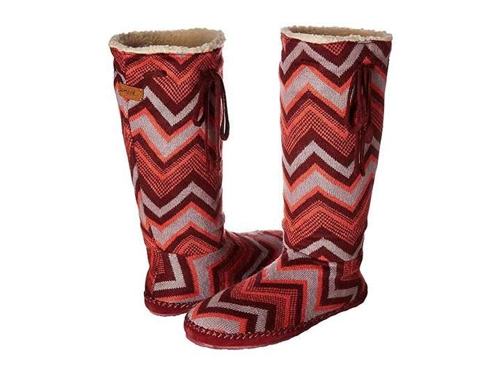 Sanuk Snuggle Up Women's Pull-on Boots