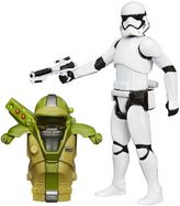 Hasbro Star Wars: Episode VII The Force Awakens 3.75-in. Forest Mission Armor First Order Stormtrooper Figure by