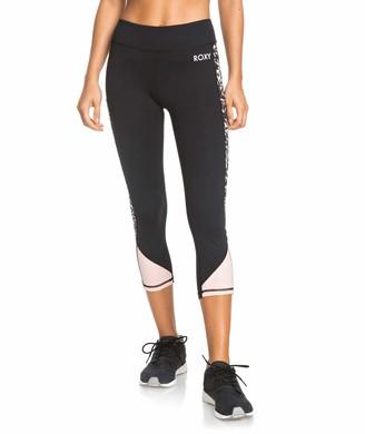 Roxy Women's Shape of You Fitness Capri