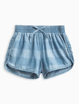 Splendid Girl Gingham Check Short