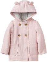 Carter's Toddler Girl Lurex Wool Coat