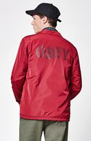 Obey Baker Coach Jacket