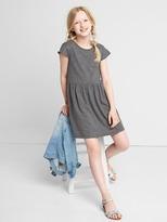 Gap Crisscross jersey dress