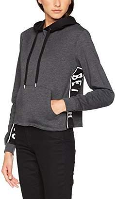 Jennyfer Women's JOH17FALEX Sweatshirt,Large