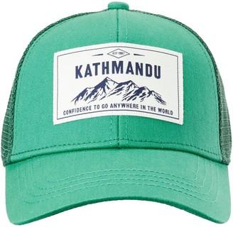 Kathmandu Kids' Outdoor Trucker Cap