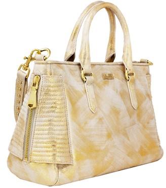 Aimee Kestenberg Convertible Satchel Handbag -Biker Babe