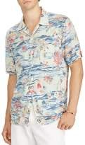 Polo Ralph Lauren Classic Fit Short Sleeve Camp Shirt