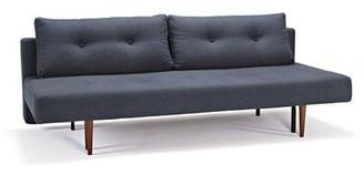 Innovation Living Inc. Recast Sleeper Sofa Upholstery: Nist Blue