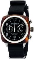 Briston 16140.SA.T.1.NB Clubmaster Classic chronograph watch