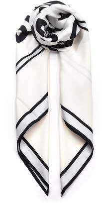 Burberry Printed Square Scarf