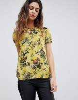 Oasis Floral Top