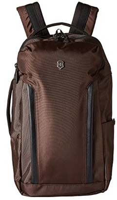 Victorinox Altmont Professional Deluxe Travel Laptop Backpack (Dark Earth) Backpack Bags