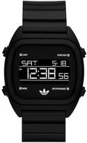adidas 'Sydney' Digital Resin Strap Watch, 40mm