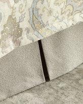 Jane Wilner Designs Queen Suki Gray Dust Skirt