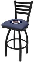 NHL 30'' Swivel Bar Stool Holland Bar Stool NHL Team: Winnipeg Jets