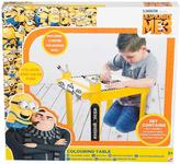 Despicable Me 3 Colouring Table