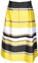 Blugirl Stripe Skirt