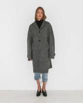 R 13 Half Raglan Coat