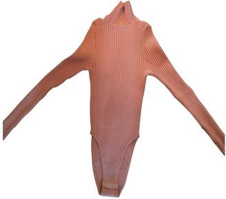 giu giu Pink Cotton Knitwear for Women