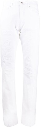 Zadig & Voltaire Fashion Show Erini high-rise jeans