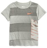 Nike Toddler Boy's Print Stripes Dri-Fit T-Shirt